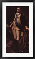 Framed George Washington, 1779