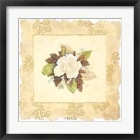 Framed Victorian Magnolia