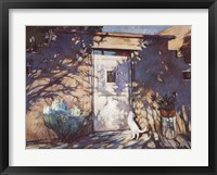 Framed Santa Fe Shadows