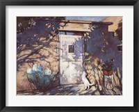 Framed Santa Fe Shadows