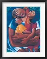 Framed La Familia