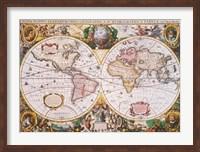 Framed Flemish 1512-1594