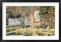 Framed Sissinghurst