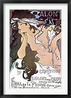 Framed Salon des Cent