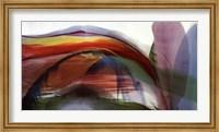 Framed Phenomena Waves Without Wind, 1977