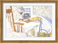 Framed Rebekah's Room