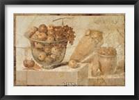 Framed Roman Fresco