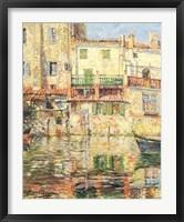 Villefranche Framed Print
