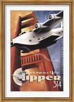 Framed Clipper 314