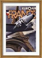 Framed Euroair France
