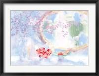 Framed Chinese Spring