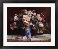 Framed Spring Bouquet