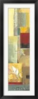 Tapestries III Framed Print