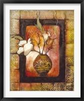 Framed Alhambra Elegance I