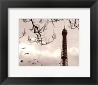 Tour Eiffel Framed Print