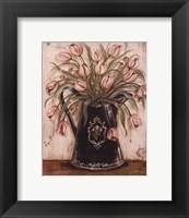 Ladies in Black I Framed Print