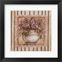 Pink Ladies I Framed Print
