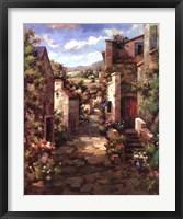Framed Assisi