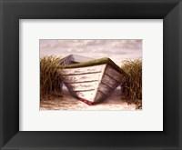 Gloucester Skiff Framed Print