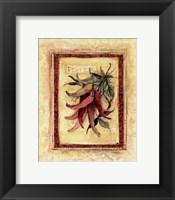 Tuscan Garden III Framed Print
