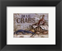 Fisherman's Catch II Framed Print