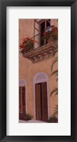 Framed Tuscan Dreams II