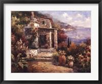 Framed Monterosso Villa