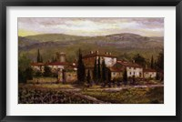 Framed Uzzano with Border