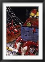 Framed Ocean Harvest I