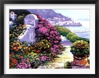 Framed Near Amalfi