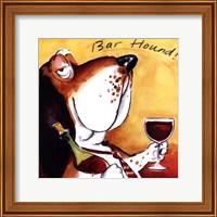 Framed Bar Hound