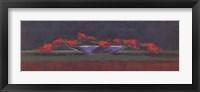 Framed Resting Rose II