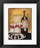Framed Wine Notes II