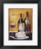 Framed Wine Notes III