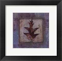 Autumn Breeze I Framed Print
