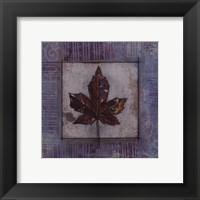 Autumn Breeze II Framed Print