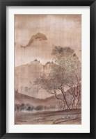Framed Land of the Pagoda II
