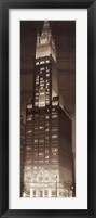 Framed Woolworth Building