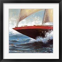 Yacht Club One Framed Print