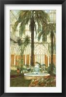 Framed La Stanza Del Giardino