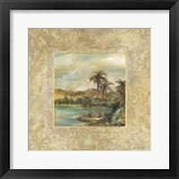 Framed Treasure Isle 1