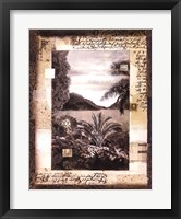 Splendor of Travel IV Framed Print