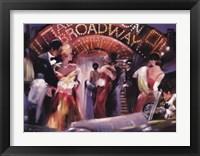 Framed Vintage Theatre II