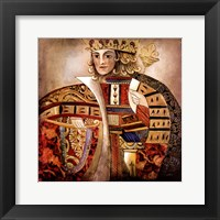 Cards III Framed Print