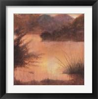 Framed Marsh Song