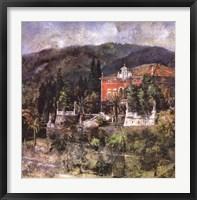 Framed Countryside Villa