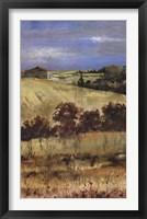 Framed Tuscan Daylight II