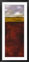 Framed Three Landscapes I