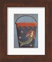 Framed Mermaid Bucket