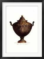 Framed Vase I